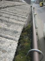 Foto 4 Dachrinnen-Reinigung; Laub und Schmutz aus Rinnen entfernen
