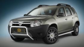 Dacia Duster Komplettpaket TOP Angebot
