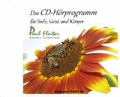 Das 14 CD-Hörprogramm von Paul Fleiter HP(Psychotherapie) Selbsthilfe - Ratgeber
