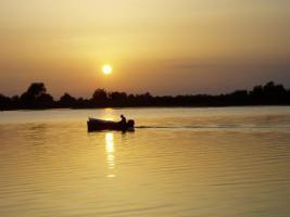 Foto 6 Das Donaudelta im Spätsommer