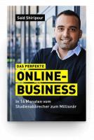Das Perfekte Online Business Gratis Buch + Bonus DVD-Set