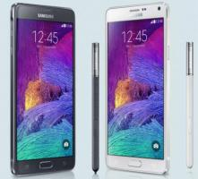 Das Samsung Galaxy Note 4
