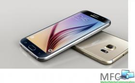 Das Samsung Galaxy S6
