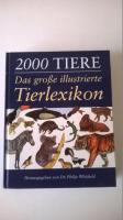 Das große illustrierte Tierlexikon