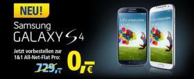 Das neue Flaggschiff Samsung Galaxy S 4 ab 0, - €