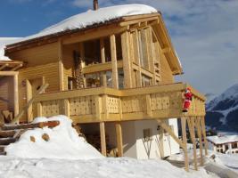 Davos: Lux.Ferienchalet für 6 Pers.