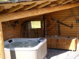 Foto 2 Davos:Ferienchalet 7Pers. Whirlpool , Sauna
