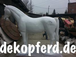 Foto 4 Deco Horse als Deko Für Ihr Geschäft … zum grasend oder …