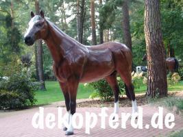 Foto 8 Deco Horse als Deko Für Ihr Geschäft … zum grasend oder …