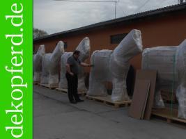 Foto 2 Deco Horse mit Hufeisen ….