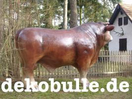 Foto 2 Deko Bulle für Deine Deko kuh die schon in deinen Garten steht ...