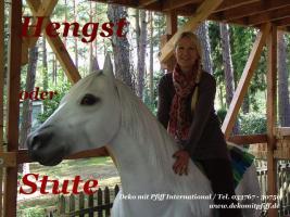 Foto 3 Deko Horse lebensgross