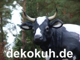 Foto 6 Deko Kuh mit Deko Kalb oder ein Deko Bulle oder eine andere Deko Figur ….?