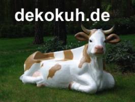 Deko Kuh oder Deko Pferd ...