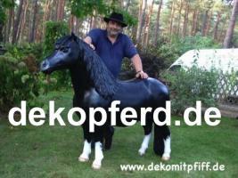 Foto 2 Deko Kuh oder Deko Pferd ...