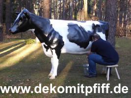 Foto 5 Deko Kuh oder Deko Pferd ...