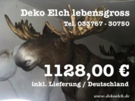 Foto 6 Deko Kuh oder Deko Pferd oder Deko Hirsch oder Krippenfiguren oder Deko Elch