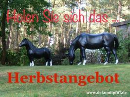 Deko Kuh oder Deko Pferd oder Deko Pony ....