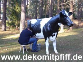 Foto 3 Deko Kuh oder Deko Pferde für Deinen Garten ...