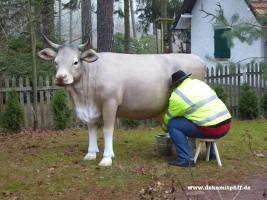 Foto 2 Deko Kuh als Melkkuh für Deine Messeveranstaltung ...