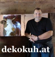 Deko Kuh oder eine andere Deko Figur ...