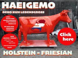 Foto 8 Deko Kuh kaufen bei www.dekomitpfiff.de … oder Deko Pferd oder Deko Stier ...