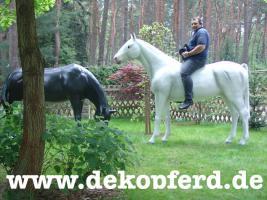 Foto 6 Deko Kuh lebensgross und dazu ein Deko Kälbchen ....