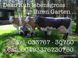 Foto 5 Deko Kuh lebensgross uvm. einfach mal anklicken….