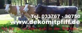 Foto 7 Deko Kuh lebensgross uvm. einfach mal anklicken….