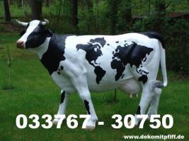 Deko Kuh lebensgross - Tel. 033767 - 30750