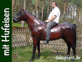Foto 3 Deko Löwe oder Deko Kuh oder Deko Pferd …??