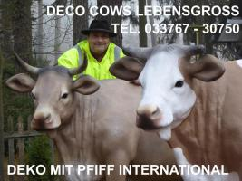 Foto 6 Deko Löwe oder Deko Kuh oder Deko Pferd …??