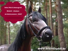 Deko Pferd als Blickfang für Ihren Garten ...