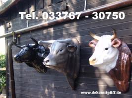 Foto 4 Deko Pferd oder Deko Stier oder Deko Kalb