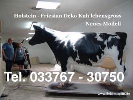 Foto 5 Deko Pferd oder Deko Stier oder Deko Kalb