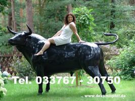 Foto 6 Deko Pferd oder Deko Stier oder Deko Kalb
