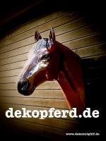 Foto 3 Deko Pferd findet man ...