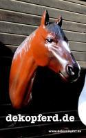 Foto 4 Deko Pferd findet man ...