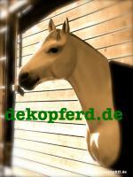 Foto 5 Deko Pferd findet man ...