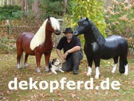 Foto 10 Deko Pferd findet man ...
