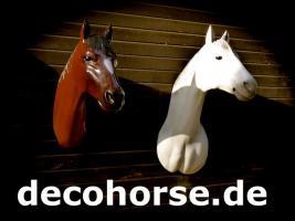 Foto 18 Deko Pferd findet man ...