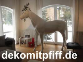 Foto 4 Deko kuh lebensgross und dann noch ein Deko Pferd dazu ok. ...