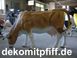 Foto 6 Deko kuh lebensgross und dann noch ein Deko Pferd dazu ok. ...