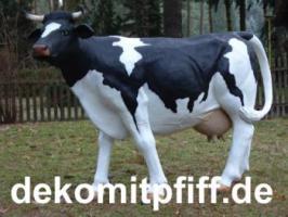 Foto 15 Deko kuh lebensgross und dann noch ein Deko Pferd dazu ok. ...