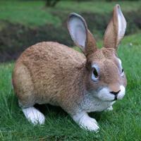 Dekofigur Hase Kaninchen Tierfigur