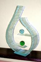 Dekoration aus Glas - kreative Ideen zum Gestalten und zum Verschenken
