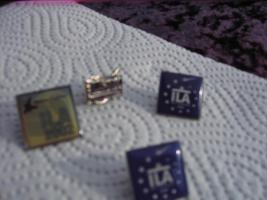 Foto 2 Dekorative Pins aus der Luftfahrt