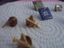Foto 3 Dekorative Pins aus der Luftfahrt