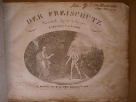 Foto 2 Der Freischütz Romantische Oper.....