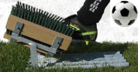 Der Reiniger für saubere Schuhe und Stiefel